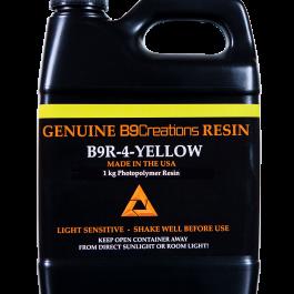 Фотополимерная смола B9R-4-Yellow
