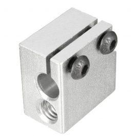 Алюминиевый нагревательный блок Volcano для 3D принтера