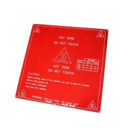 Нагревательная платформа (стол) 3D принтера 20 х 20 см MK2B