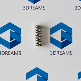 Пружина для регулировки платформы 3D принтера