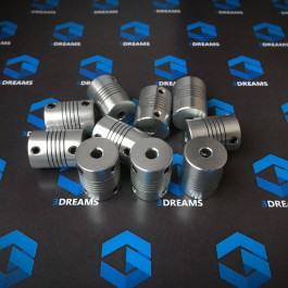 Гибкая муфта для шагового двигателя 3D принтера