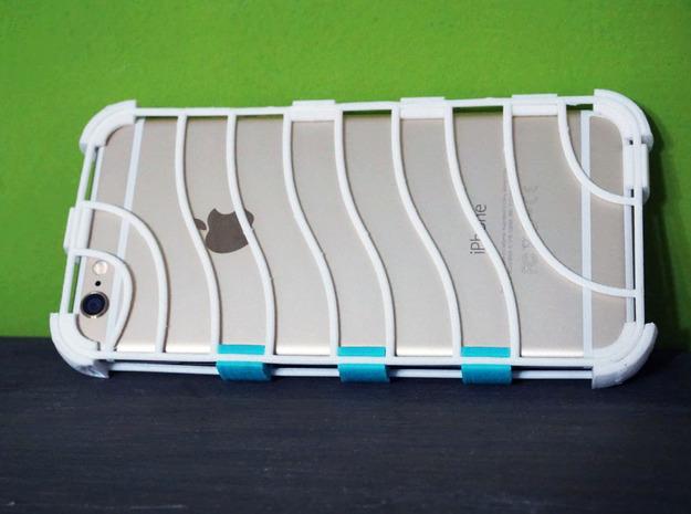 напечатанный на 3d принтере чехол
