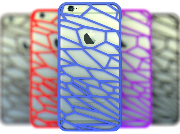 3d печать чехол apple iphone напечатанный на 3d принтере в укарине