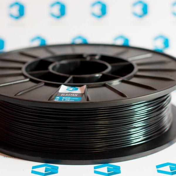 Elastan D100 пластик черный купить украина