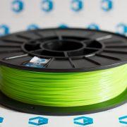 PLA пластик салатовый зеленый купить украина