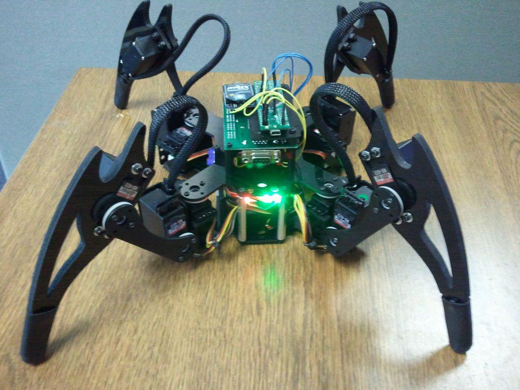 3д печать роботов