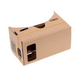 Очки виртуальной реальности DIY Google Cardboard