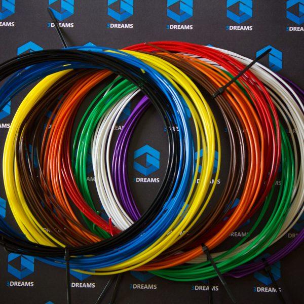 Набор ABS пластика для 3D ручки купить украина