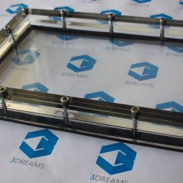 Емкость (ванночка) для DLP SLA 3D принтера