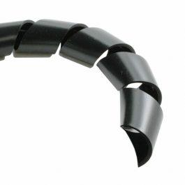 Гибкая спиральная оплетка (держатель) кабелей 8мм для 3D принтера