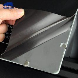 Магнитный термоковрик для 3D принтера Wanhao D9 400 х 400 мм