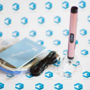 3D ручка DEWANG Х4 с LCD экраном розовая купить киев харьков днепр одесса 7