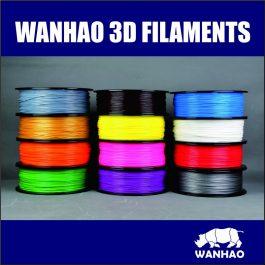 PLA пластик Wanhao, 1 кг