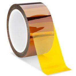 Термостойкий скотч Каптон для 3D печати 50мм х 33м