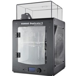 3D принтер Wanhao Duplicator 6 (D6) Plus