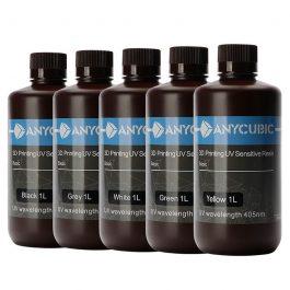 Фотополимерная смола Anycubic 405nm UV resin, 1л