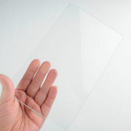 Стекло для LCD дисплея (матрицы) для DLP 3D принтера Wanhao Duplicator 7