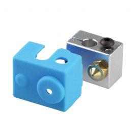 Термозащитный силиконовый чехол для нагревательного блока E3D V6